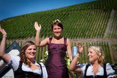 Weinkönigin vom Ahrtal 2012 /13    Evelyn Creuzberg  Pic 1