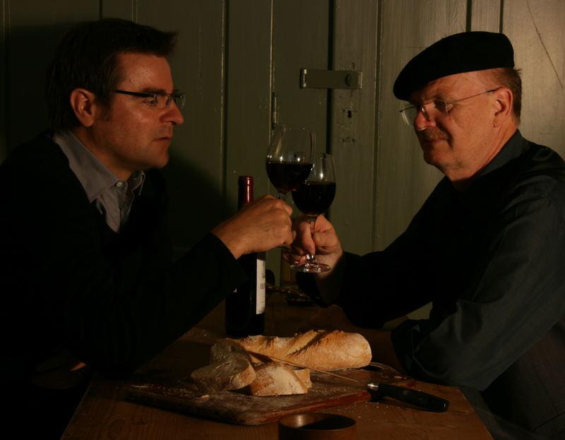 Weinprobe: Weiß in Rot...