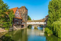 Weinstadel und Wasserturm in Nürnberg 36