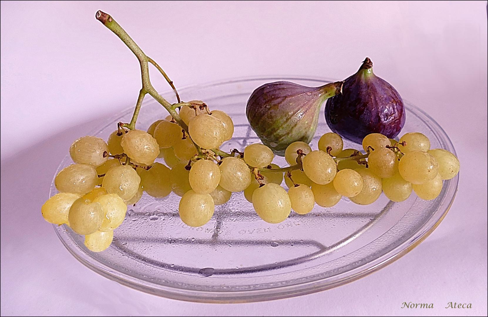 Weintrauben- Feigen