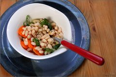Weisse -Bohnen-Salat