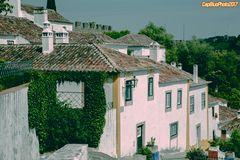 Weisse Häuser von Obidos
