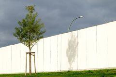 Weisse Mauer ...... Berlin hat mich erneut beeindruckt ....