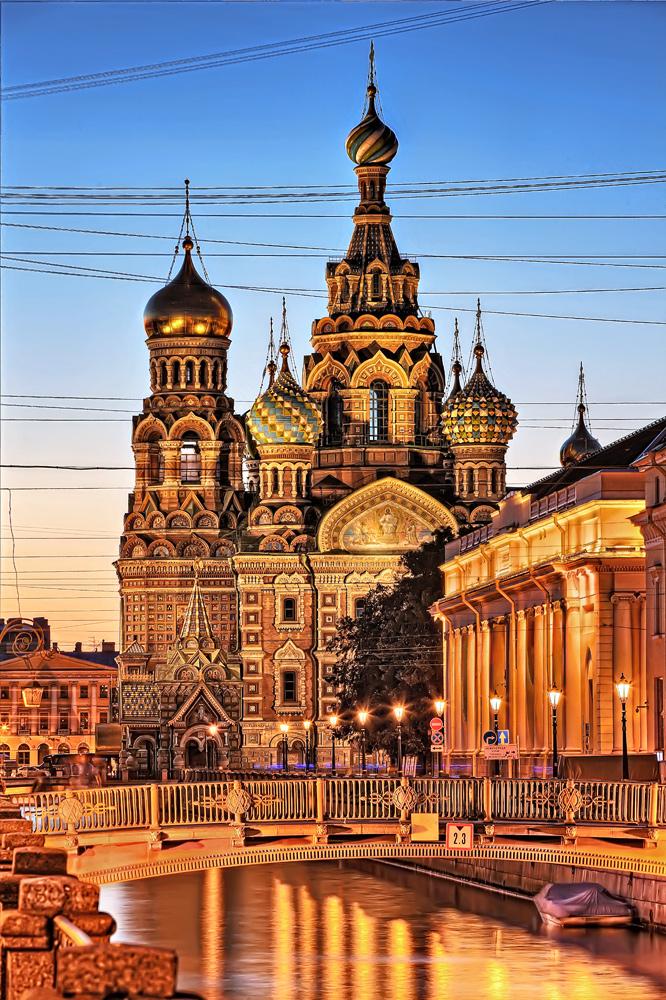 Weiße Nächte St Petersburg