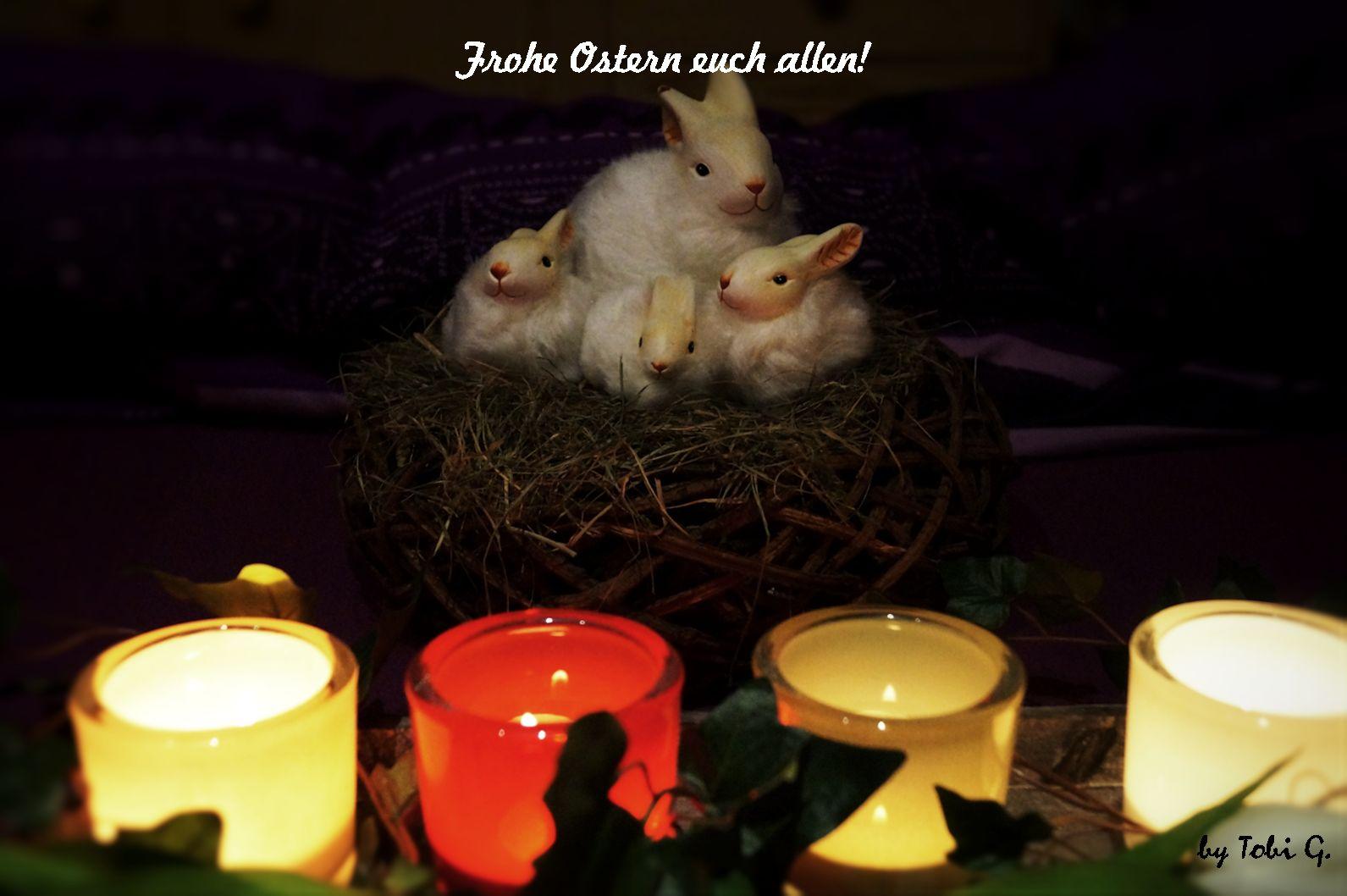 Weiße Ostern 2013!