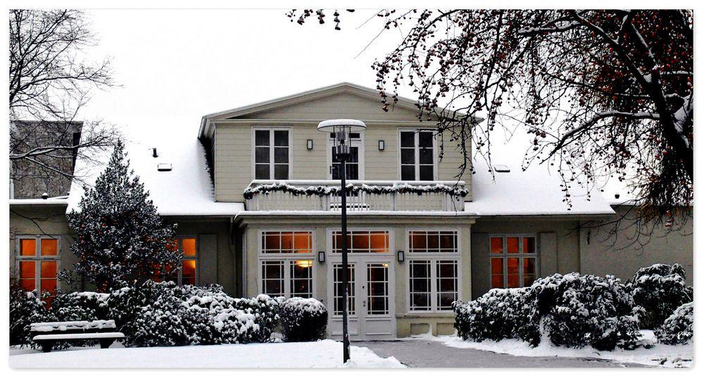 Weiße Villa Friedrichshagen