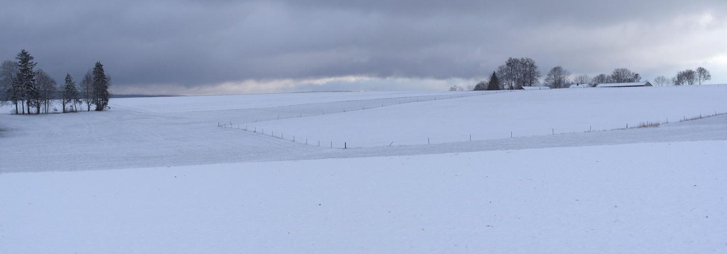 Weiße Weite