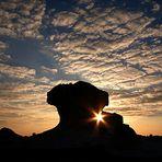 Weisse Wüste-Ägypten