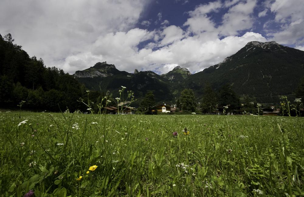 Weißenbachsattel V