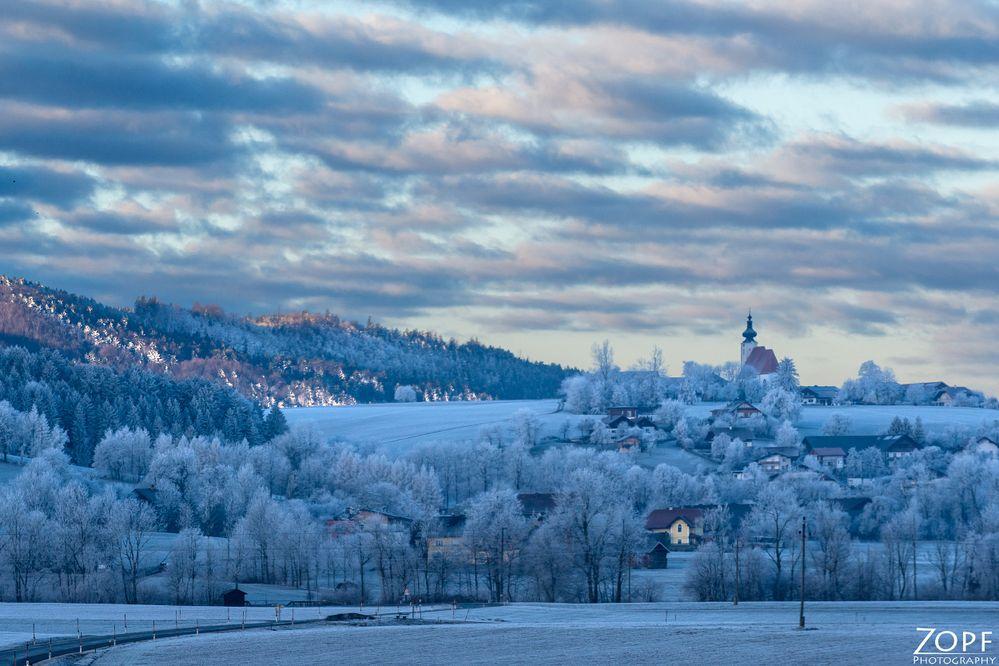 Weissenkirchen im Attergau