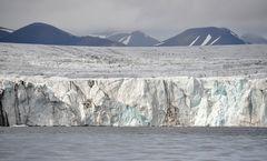 Weißer Gletscher?
