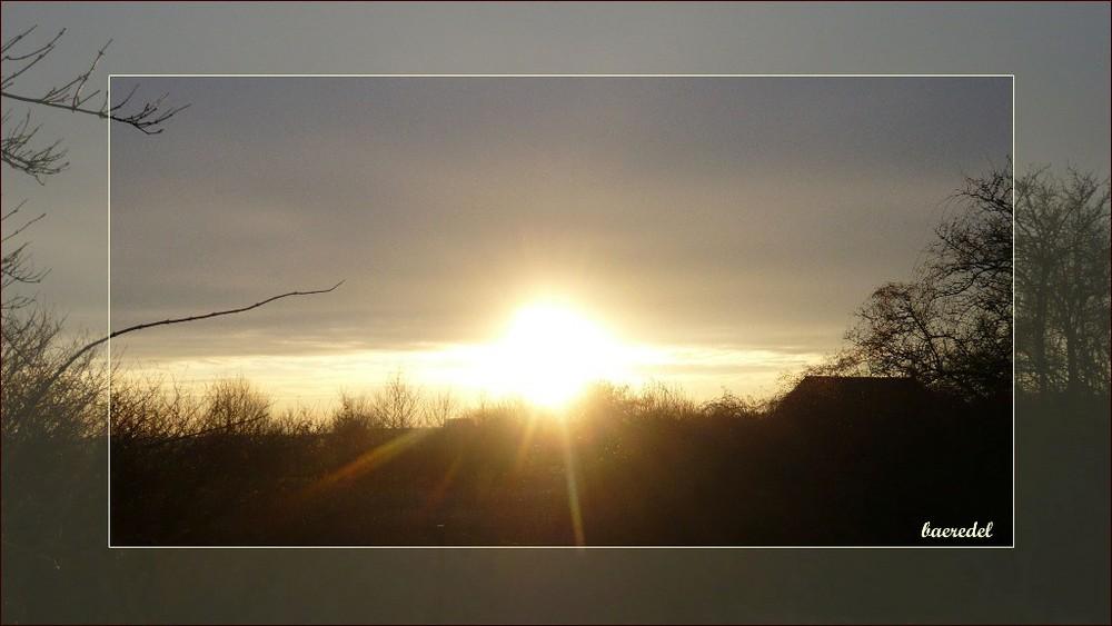* Weit vor dem SonnenLicht *