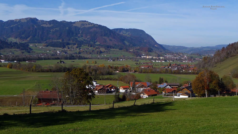 """Weitblick bei Burgberg-Winkel"""