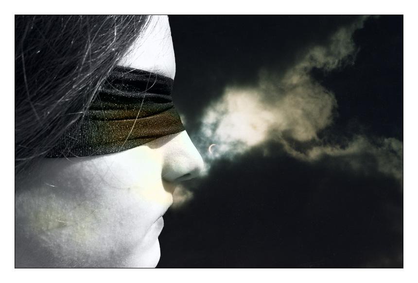Weitblick der Zukunft, Weitblick im Blindsein ...