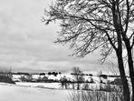Weite Stille Winter