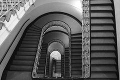 Weite Treppenwege