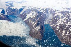 Weiter geht´s über Grönland