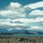 Weites Land - Wolken über Patagonien