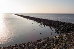 Weitsicht am Wattenmeer