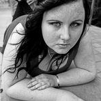 Weitwinkel-Portrait von Roxy