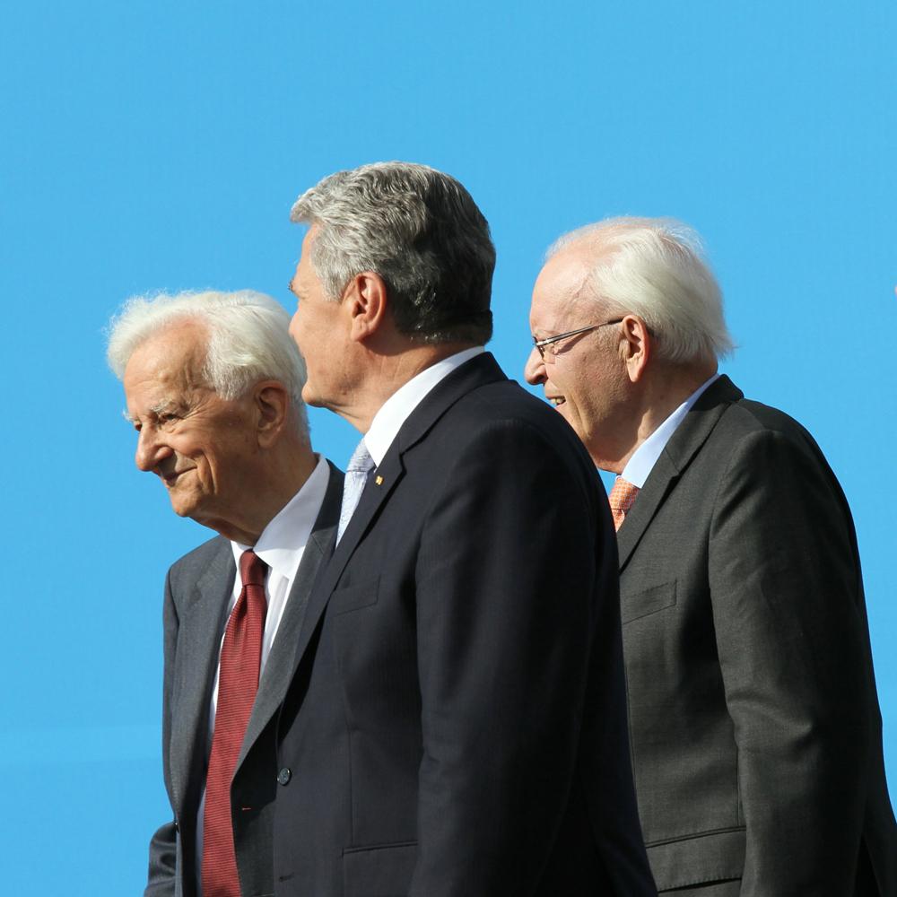 Weizsäcker - Gauck - Herzog