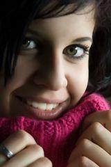 welch bezauberndes Lächeln...