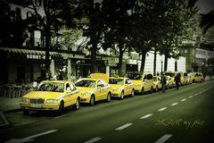 Welches gelbe Auto???