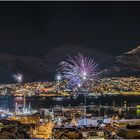 Welcome 2016 from Tromsö Norway