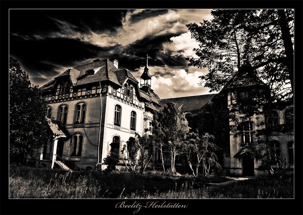 Welcome Home (Sanitarium)