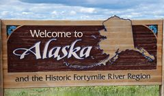 Welcome in Alaska