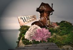 Welcome in our home