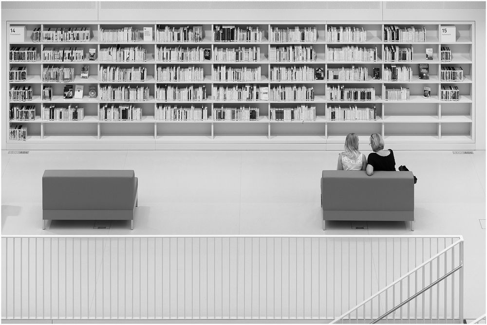 Welcome to Library ( VIII)
