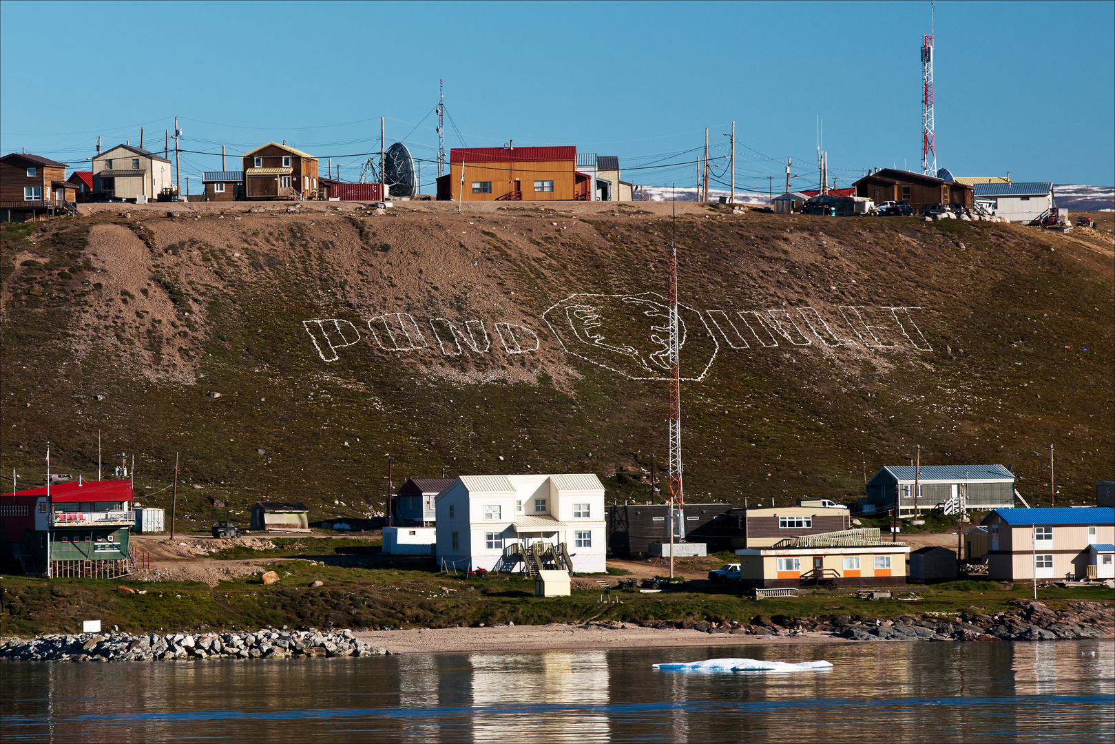 [ Welcome to Pond Inlet ]