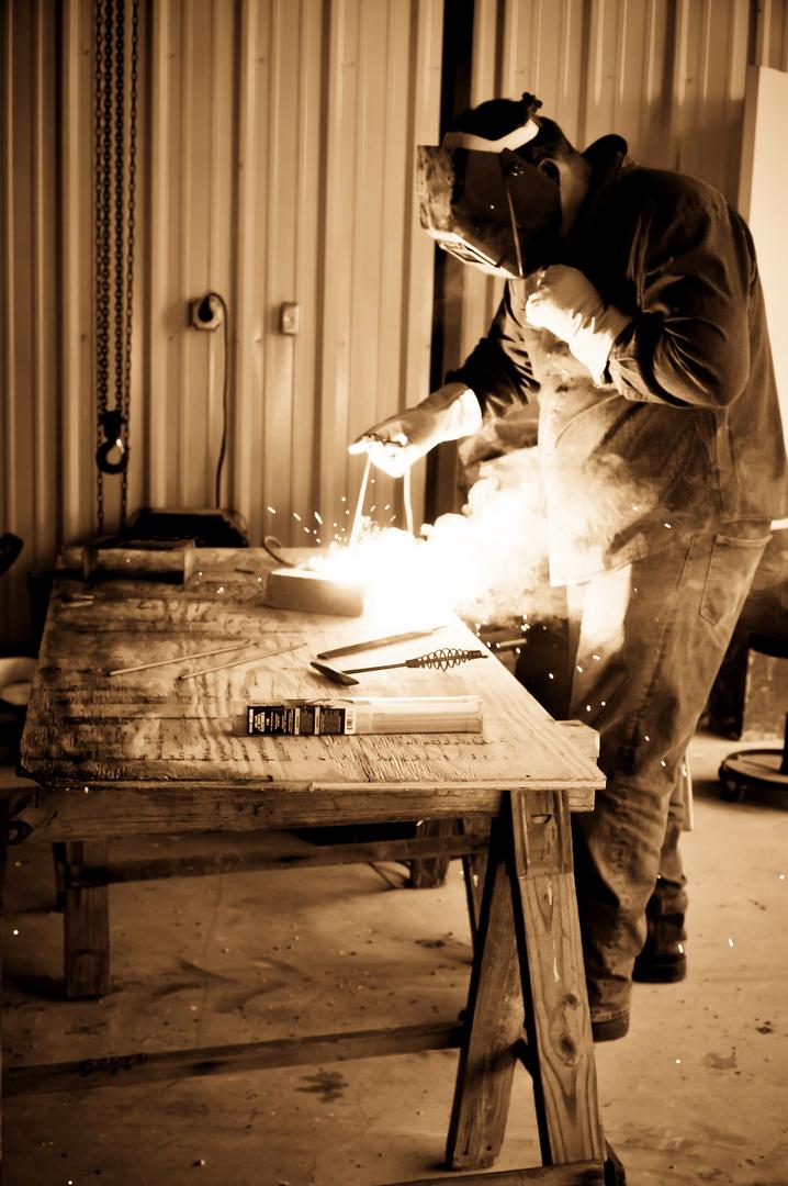 welding // schweissen