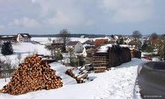 Welkenbach im Winter