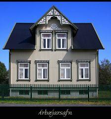Wellblechhaus