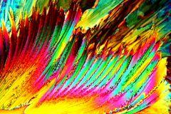 Welle der Farben