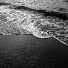 Wellen am Strand von Dierhagen