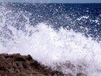 Wellen auf Malta
