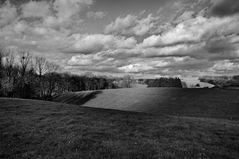 wellen der landschaft