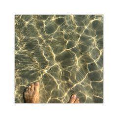 Wellen mit Füßen