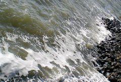Wellen und Gischt 2008.10.25