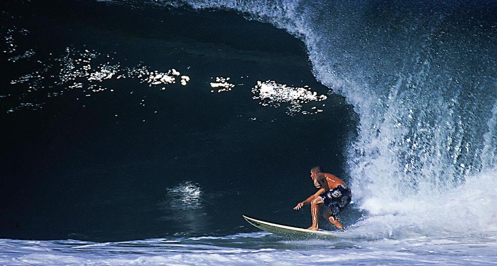 Wellenreiten in Puerto Escondido
