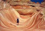 """""""Wellenreiter"""" , Paria Canyon / Vermilion Cliffs Wilderness, USA"""