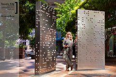 Wellingto Sculpture: Invisible City