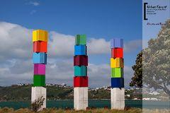 Wellington Sculpture: Urban Forest