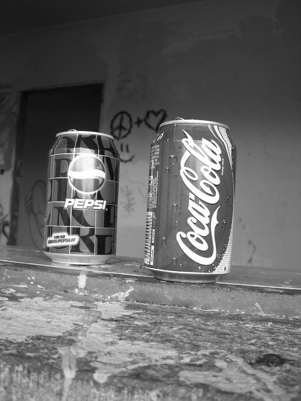 Weltanschauung eines Coca Cola - Marketingvortstandes.......... :)