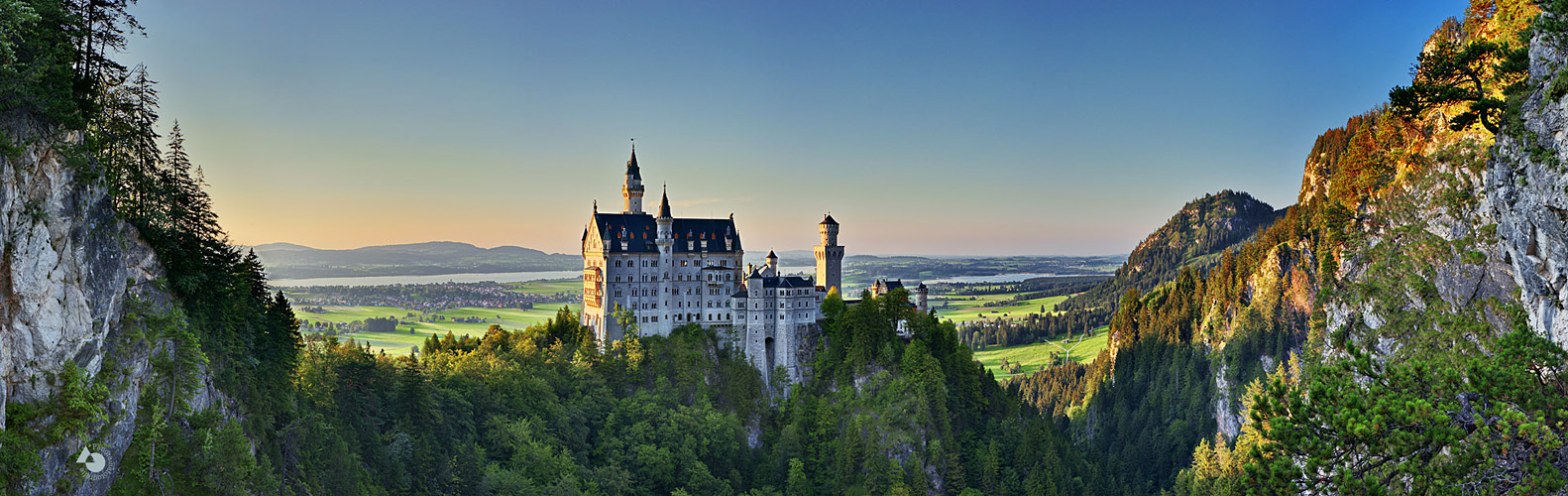 Weltbekanntestes Schloss