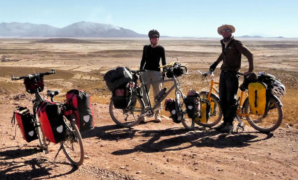 Weltenbummler 6 - Meeting auf dem Altiplano