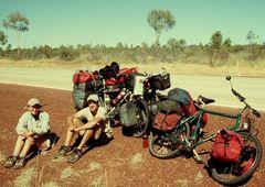 Weltenbummler1 - Meeting im Outback